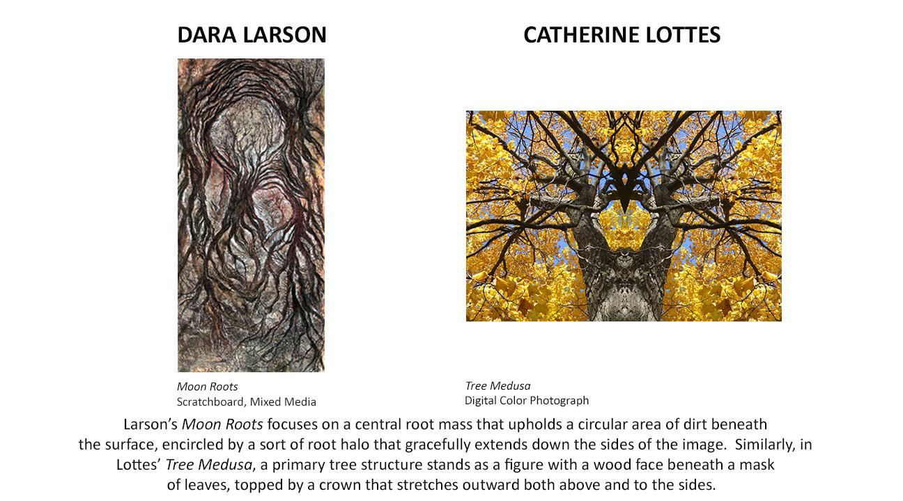 Moon Roots/Tree Medusa